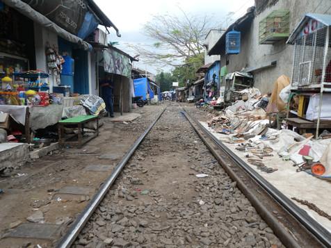 Train track in Malang.JPG