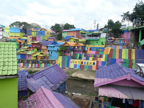 Warni warna village.JPG