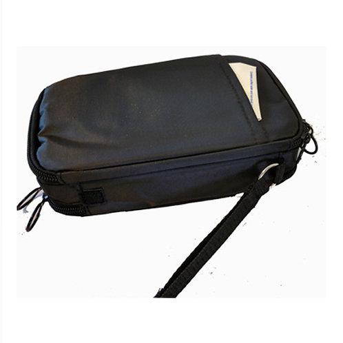 Chillpacks Double Bag Diabetic Travel Organizer Cooler Bag w/ 2 ice packs