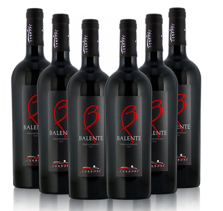 6 Bottiglie Balente
