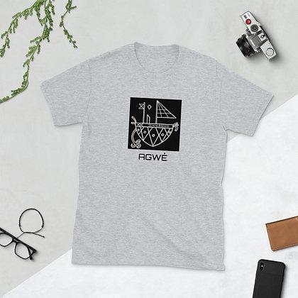 Agwé Veve Graphic Short-Sleeve Unisex T-Shirt