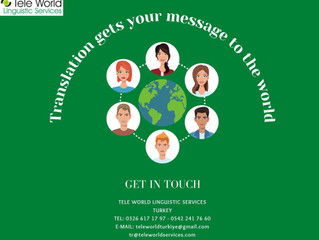 Translation Gets Your Message to the World