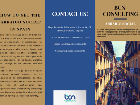 How to Get Social Roots (Arraigo Social) in Spain