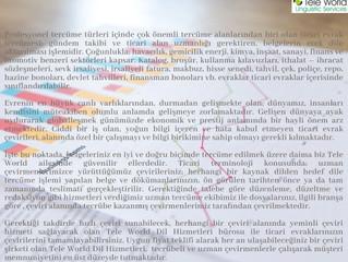 Ticari Evrak Tercümelerinizi Tele World Dil Hizmetleri ile Tamamlayın!