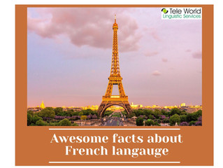 Awesome Facts About French Language