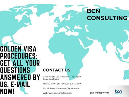 Golden Visa procedures