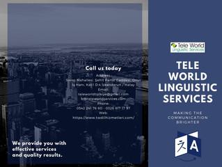 No Communication Barrier Ever! Dil Farklılığı Artık Bir İletişim Engeli Değil