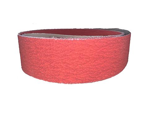 Red Ripper Ceramic Sanding Belt
