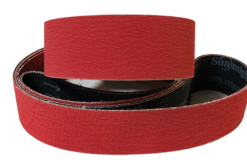 Ceramic Metal Eater Sanding Belt