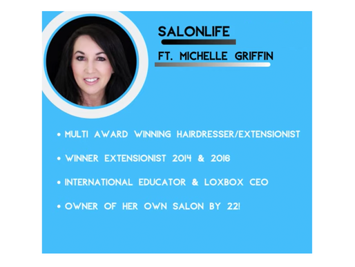 SalonLife #14: Michelle Griffin – Loving what you do