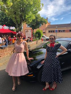 Aurélie et Chloé