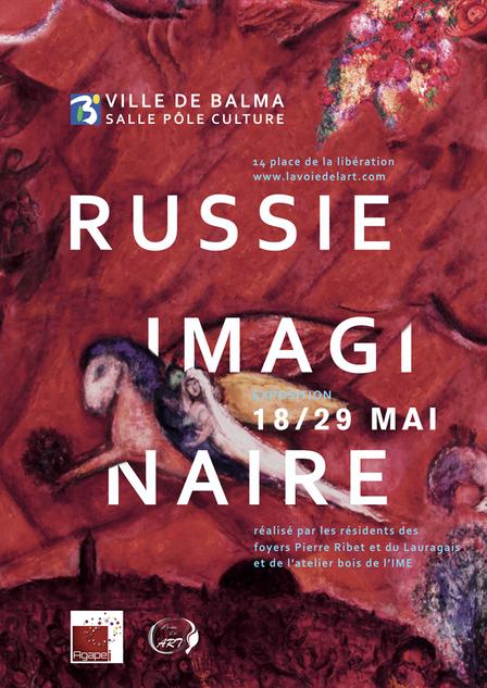 Exposition imaginaire Russe à Balma