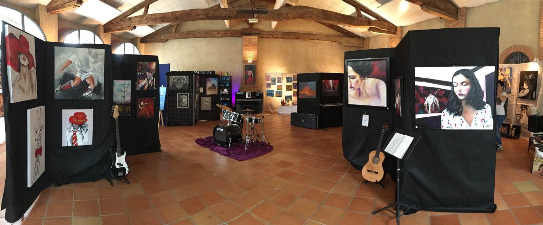 Exposition en musique 2016