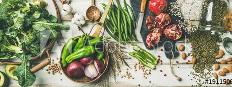 Le régime Paléo est aussi possible pour les végétariens