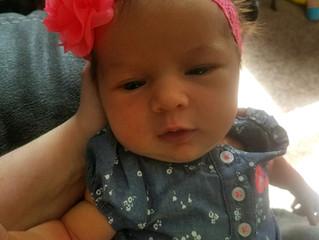 Welcome Baby Vayda