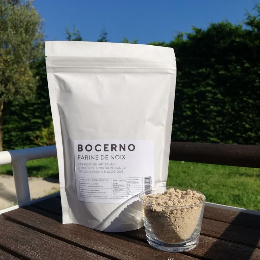 farine de noix Bocerno