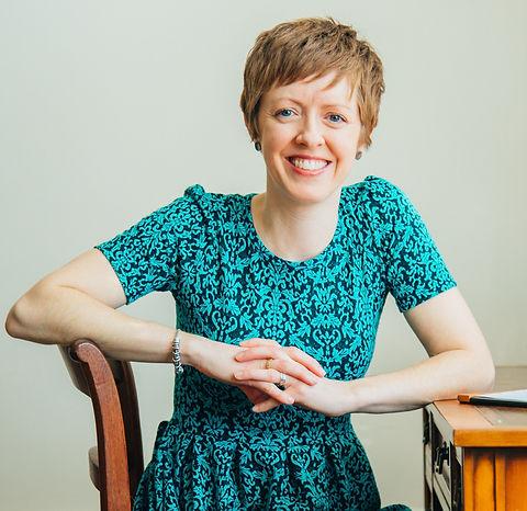 Dr. Sara Nett, clinical psychologist and trauma therapist