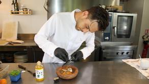 Assiettes de chef : Thibault Guiet