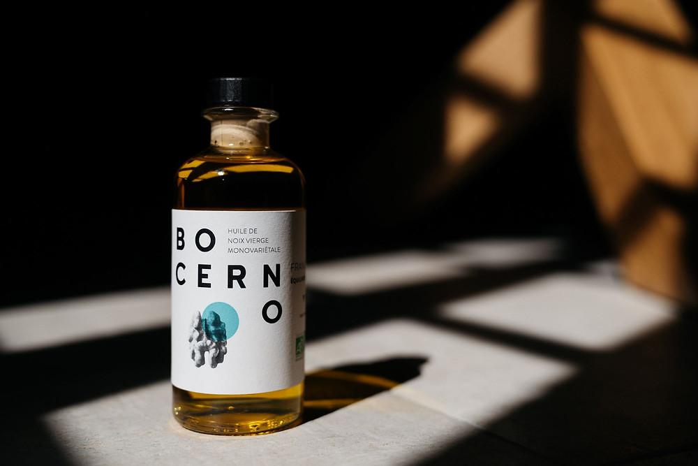 huile de noix bio Bocerno
