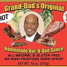 Hot Bar-B-Que Sauce