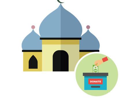 Collecte pour la mosquée