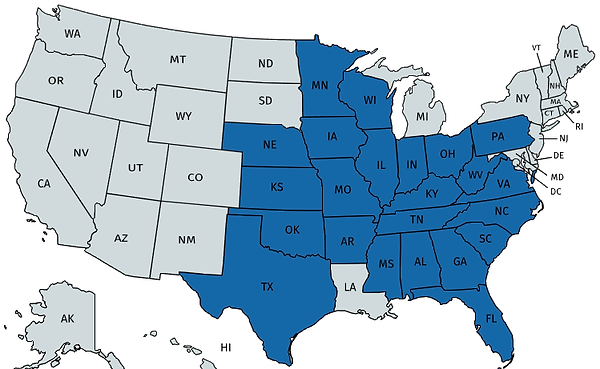 Map of Colored in states.png