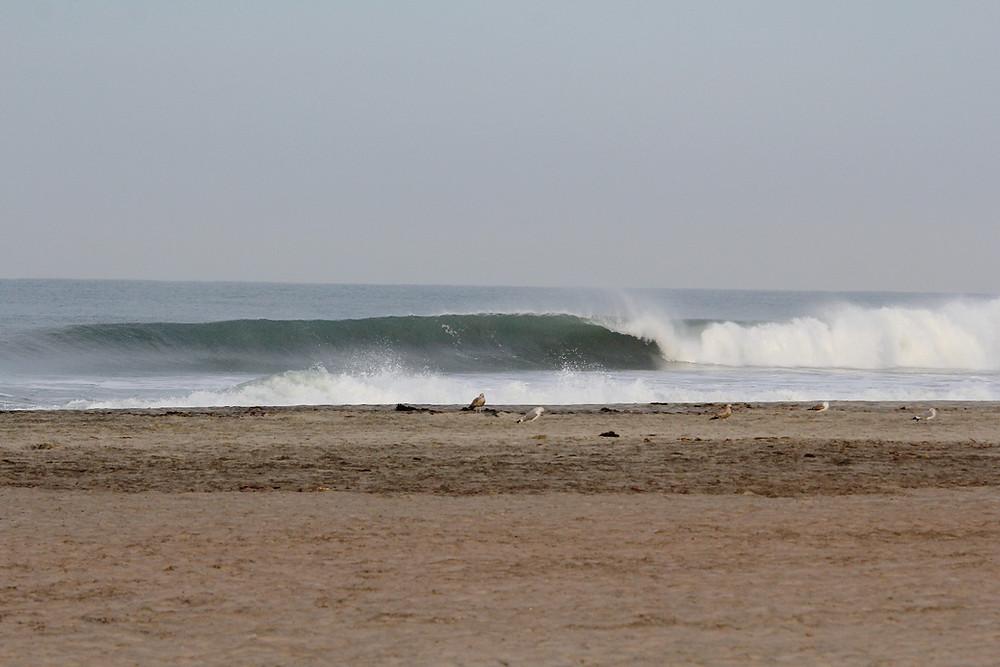 Baja California Surf Spot