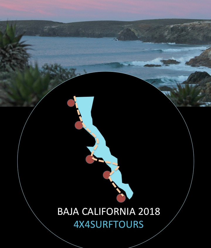 Baja California Surf Trip. 5-14 day all inclusive surf travel packages in Baja California.