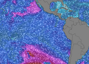 FORECAST | APR 13-20 Galapagos Surf Trip