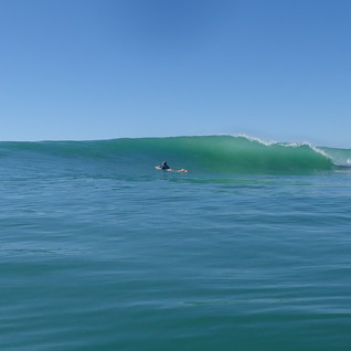 surfing baja california