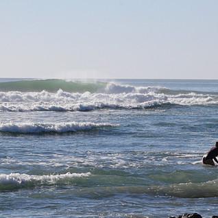 off the beaten path. Surf Camp Baja California
