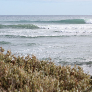 PERFECT RIGHT POINT IN BAJA CALIFORNIA