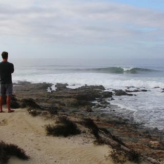 perfect surf baja california