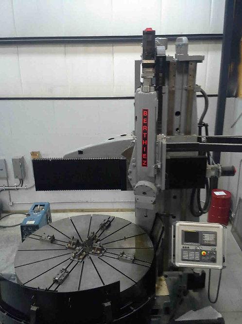Berthiez IE9340 CNC Vertical Boring Mill / Excellent Condition