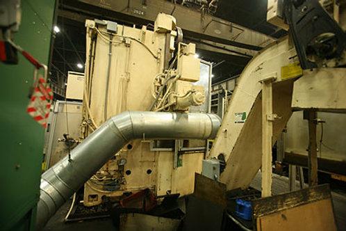 Bullard Dynatrol CNC Vertical Boring Mill 4Axis, New1969,Rebuilt & Retrofit 2015