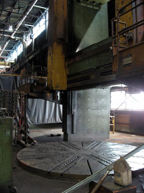 "169.5"" Morando KS 42/50 Vertical Boring Mill"