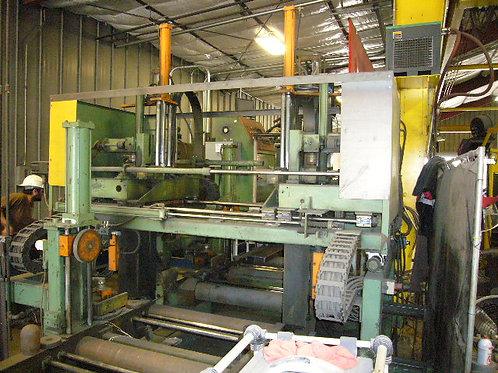 CNC PEDDINGHAUS BEAM COPING MACHINE,   MODEL ABCM 1000/4C