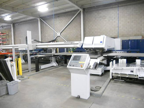 TRUMPF TRUMATIC 6000  EXCELLENT CONDITION / LOW HOURS / DUAL LOAD / UNLOAD