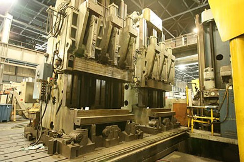 """120"""" x 144"""" x 24ft Ingersoll 100 hp Single Spindle Openside Milling Machine"""