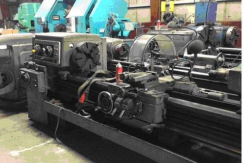 """20-1/2"""" x 126"""" LODGE & SHIPLEY Engine Lathe, Model 2013, New 1960"""