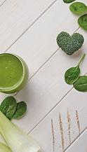 Broccoli & the Beast, An amazing combination of broccoli, spinach, celery, mango, pineapple and banana.