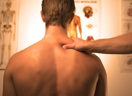 Shoulders can be a Pain in the Neck…