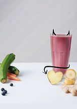 Detox-Zing, This fiery concoction will leave you feeling healthy and energised, ready to face any day ahead of you!