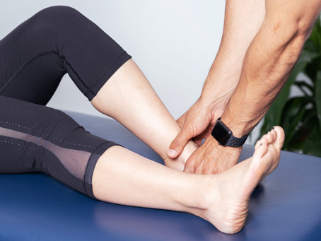 Common Problems Ankle Sprains