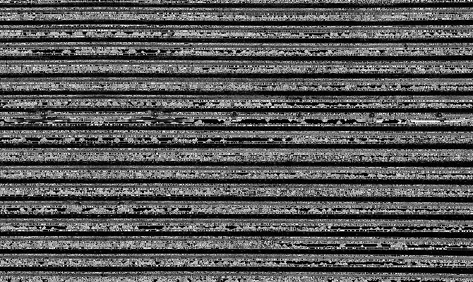 Corrugated Metal Transparent