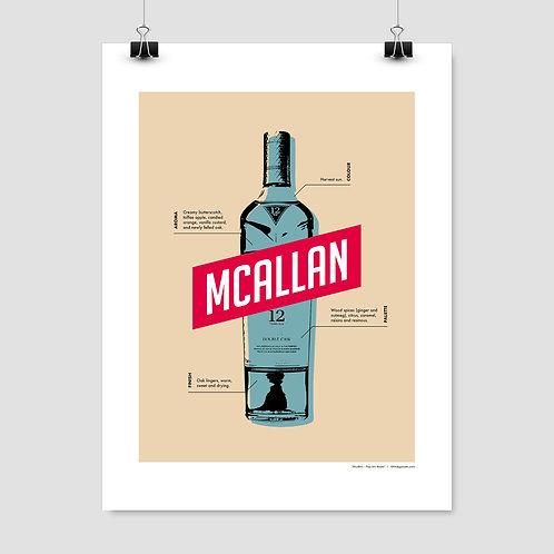 Pop Art Mccallan