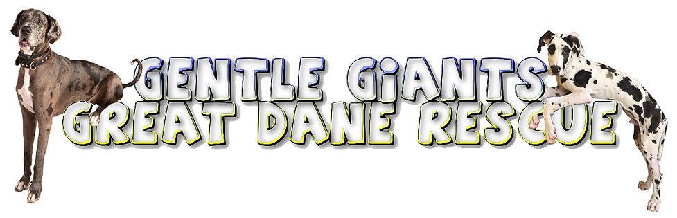 Gentle Giants Great Dane Rescue