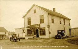 southwick Congamond_-_Balch_Store_-_1914