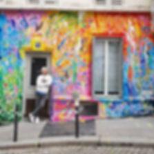 Mur Montmartre