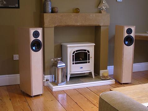 6dB crossover, 6dB slope, 6dB slopes, high end speakers, piano loudspeakers, classical loudspeakers